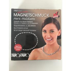 Vitalmaxx Magnetschmuck Herzenhalskette Schmuckk