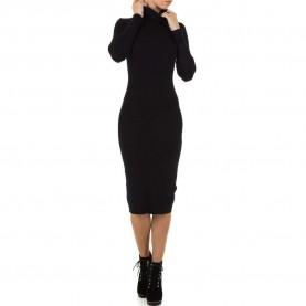 Damen Kleid von Shk Paris Gr. one size - black