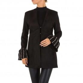 Damen Jacke von Emmash Paris Gr. S/36 - black